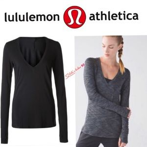 🍋 Lululemon &go Everywhere Long Sleeve